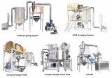 분말 코팅 또는 페인트 또는 제조하거나 생성한 생산 기계장치