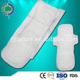 Chinois aucunes serviettes hygiéniques élevées d'absorption de fuite