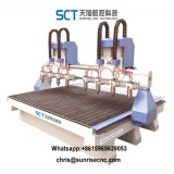 3200*1000*200mm Working Area를 가진 Water Slot 3210를 가진 PVC Table