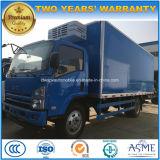 Isuzu kühlte Nahrung erneuern LKW 7 Tonnen Kühlraum-Transport-Fahrzeug-