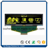 30pin 3.12 인치 256X64 OLED 전시 (색깔: , 녹색 파랗고, 백색, 노란)