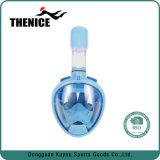 Matériel de Gopro de masque de Snorkle de pleine face masque de plongée de 180 degrés