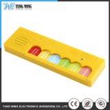 Het plastic Kleurrijke Boek van de Module van de Raad van Kinderen Elektronische Correcte