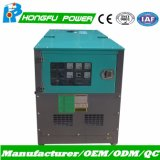 60Hz 313kVA Cummins Silent Diesel Generator with Canopy for Filipino Market