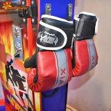 自動ボクシング機械買戻し機械はアーケード・ゲームを遊ばす