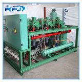 El aire de Dm3b20rfl refrescó la unidad de condensación R404 380V 50Hz del compresor de dos tornillos