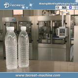 Automatisches Wasser der Flaschen-5L waschendes füllendes mit einer Kappe bedeckendes Monoblock füllende und Flaschenabfüllmaschine