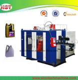 Macchina di plastica dello stampaggio mediante soffiatura dell'espulsione automatica dell'HDPE/macchina di salto bottiglia di plastica