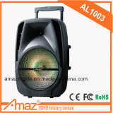 Haut-parleur sans fil d'Amaz Bluetooth avec la garantie de qualité de cadre de haut-parleur de dessin animé/Brown 10inch