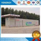 Het mobiele Steunbalk Opgezette Benzinestation van het LNG voor Auto Filiing