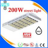 Indicatore luminoso di via promozionale caldo di natale 200W LED IP67