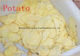 Großer Scherblock-Typ Kartoffelchip-Scherblock-Ausschnitt-Maschine, Kartoffelchip-Prozess-Maschine mit Edelstahl