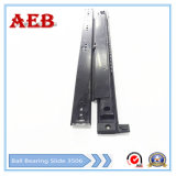 Aeb3506-605mm는 두 배 줄을%s 가진 연장 볼베어링 서랍 활주를 골라낸다