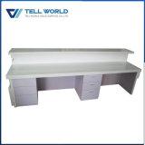 Самомоднейший конструированный акриловый стол таблицы приема