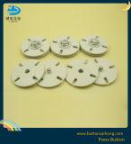 Для тяжелого режима работы окраска матовый белый цвет защелками кнопку с металлическими