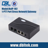 DBL Cross-Network Voive passerelle haute performance (RoIP-102)