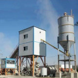 Tipo automático planta de procesamiento por lotes por lotes de la correa de la alta calidad del concreto preparado de Hzs60 para la venta (60m3/h 60cbm por hora)