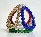 Bola magnética vendedora caliente del imán de la esfera