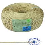 450deg c UL5335 20AWGのガラス繊維の耐火性ワイヤー