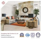 Stylish Hotel Furniture with Lobby Lounge Fabric Sofa Set (YB-H-30)