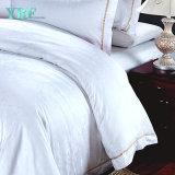 Гостиница класса Делюкс жаккард постельное белье Resort хлопковой тканью,
