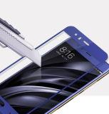 중국 공급자 Xiaomi Mi6를 위한 5D에 의하여 구부려지는 강화 유리 스크린 프로텍터 필름