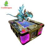 Máquina de juego del cazador de los pescados de la huelga del leopardo de la máquina de la arcada de los pescados del retén