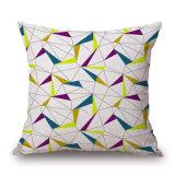Cassa del cuscino stampata arte geometrica nordica senza farcire per il sofà (35C0241)