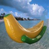 Movimento alternato gonfiabile dell'acqua per il movimento alternato gonfiabile dell'acqua della banana del gioco dell'acqua