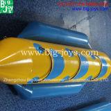 Aufblasbares Bananen-Boot für Verkauf, erwachsenes aufblasbares Wasser-Spiel