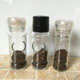 de Fles van de Specerij van het Flessenglas van het Kruid van het Glas 100ml 3.5oz Voor Zout en Peper