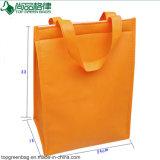 Sacs isolés par emballage non tissés de coutume pour garder le sac thermique de déjeuner de nourriture