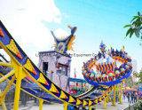 Disco Turnplate парк развлечений для детей и взрослых плавностью хода