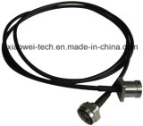 Haute qualité Assemblage de câbles RG405 Câble de pontage