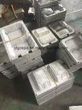 Mousse de polystyrène en plastique PS l'alimentation boîte à lunch contenant la cuvette de la plaque de moule