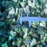 Orgánico ninguna coliflor verde congelada agregada