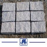 カウンタートップの床タイルまたは敷石のためのG603灰色白の花こう岩