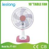 Ventilatore da tavolo di buona qualità di Caldo-Vendite con approvazione del Ce dei CB (FT-1611)