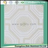 Plafond décoratif en aluminium étanche à l'humidité de fournisseur de la Chine