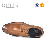 Usine OEM jusqu'robe dentelle Hommes Chaussures Chaussures confortables Hommes