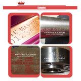 Máquina de marcação CNC metálica rotativa para metais