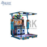 Jeu Dacing Coin exploité Dance Machine pour Game Center