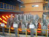 円形の鋼片のための連続鋳造機械