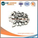 De Gesoldeerde Uiteinden van het wolfram Carbide K10 K20 M10 Yg8 Yt5