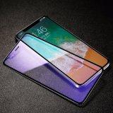 5D Samsungギャラクシーノート8のためのちり止めの移動式緩和されたガラススクリーンの保護装置5 4 3 S8 S7