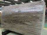 Galaxy коричневого мрамора полированной плитки&слоев REST&место на кухонном столе