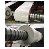 Película de alta velocidade automática de corte longitudinal de máquina com eixo de deslizamento