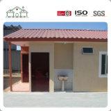 Fácil y rápidamente instalar la casa prefabricada modificada para requisitos particulares hogar modular del chalet