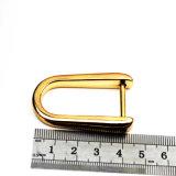 La boucle en alliage de zinc de clip D en métal chaud de vente pour le sac partie les accessoires de marchandises de cuir de chaussures de boucle de courroie (BL2211)