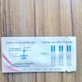 Prueba de la tira de prueba de la ovulación (LH) para la seguridad y la ovulación